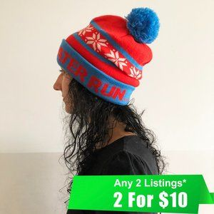 SALE! Ugly Sweater Run Winter Toque Hat